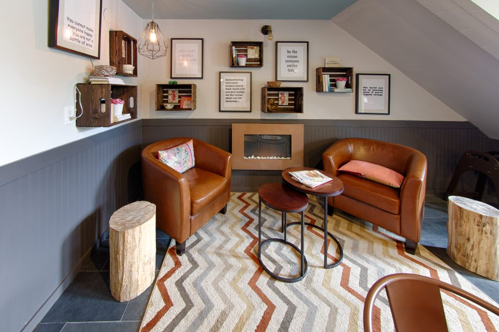 Ginger Cafe - KKI Interior Design